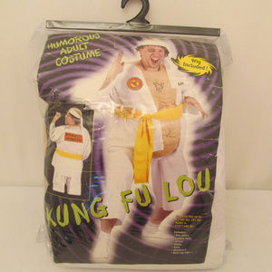 Other - Halloween Costume Kung Fu Lou Adult
